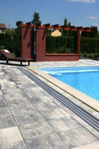 Betonové výrobky, zámková dlažba - BAUMA MB