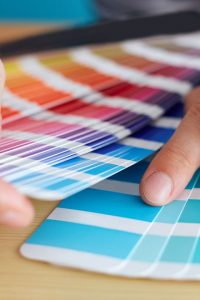 Fasádní a interiérové barvy - BAUMA MB